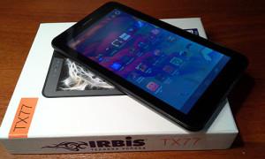 Irbis TX77