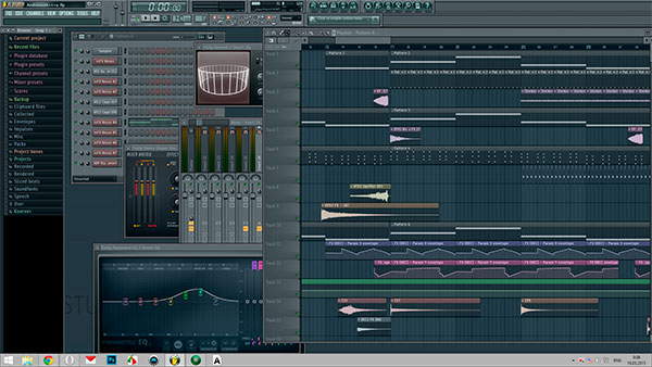 fl-studio Создание музыки на компьютере