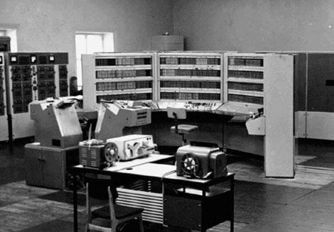 Советские компьютеры. БЭСМ-6