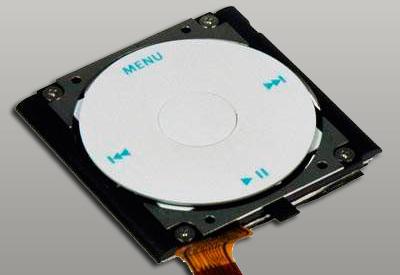 Touch Wheel  Электроника Apple