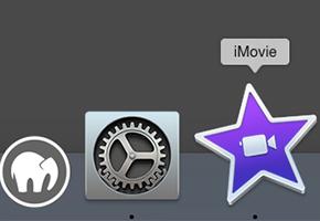 iMovie - простой видеоредактор