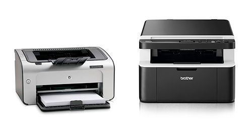 LJ-printers